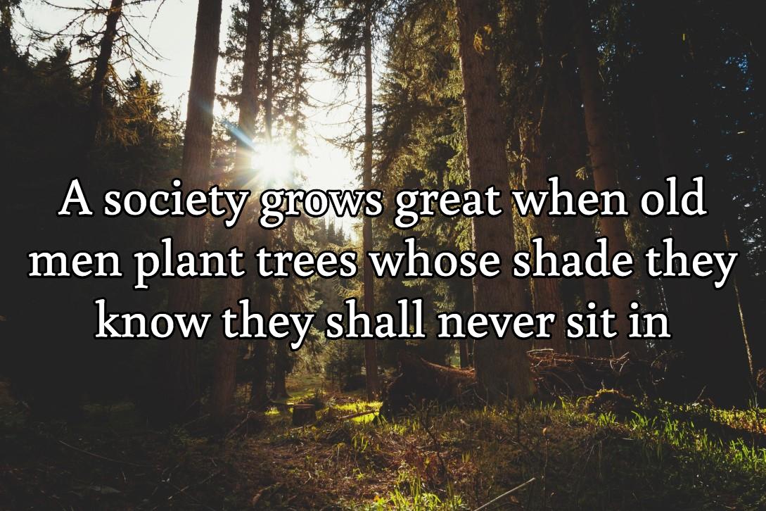 Society Grows