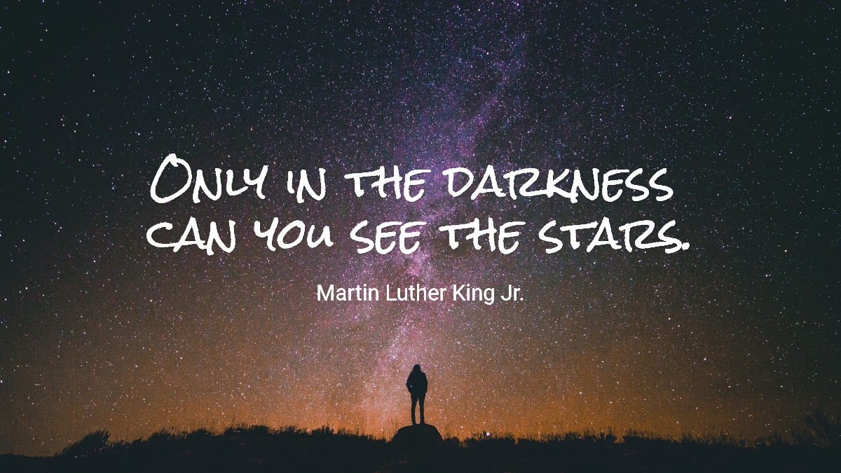 Martin Luther King Jr. quote image
