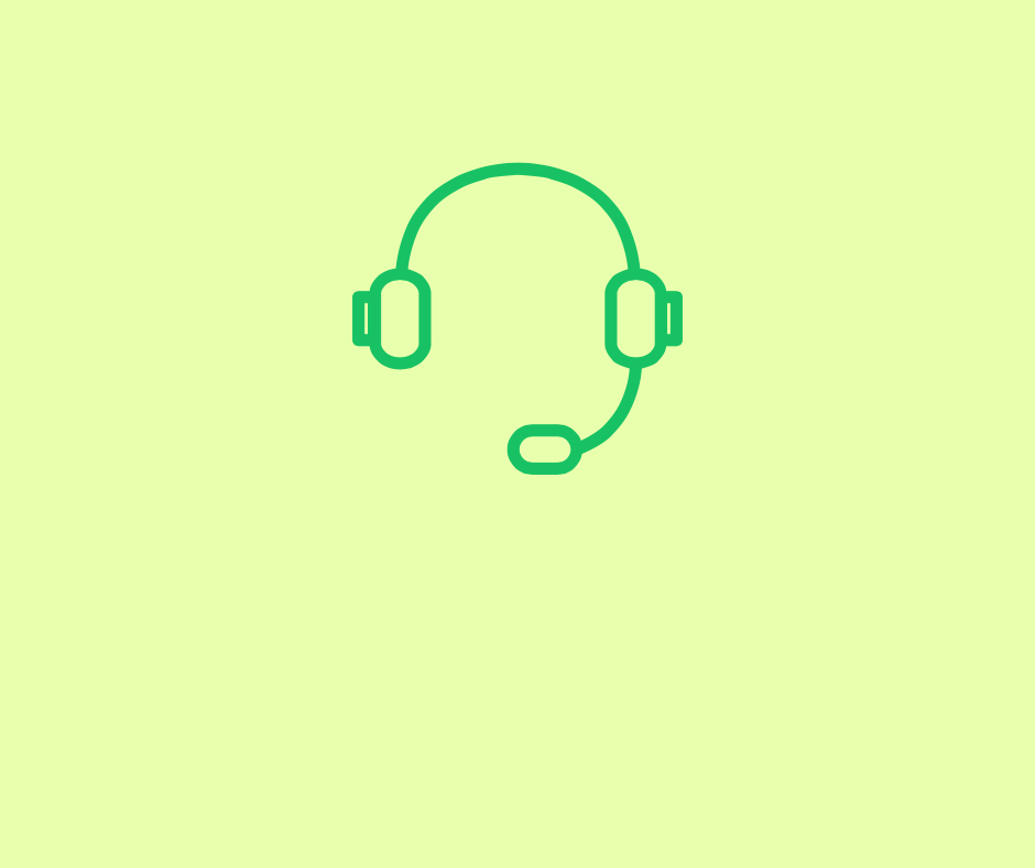 headset icon in Stencil