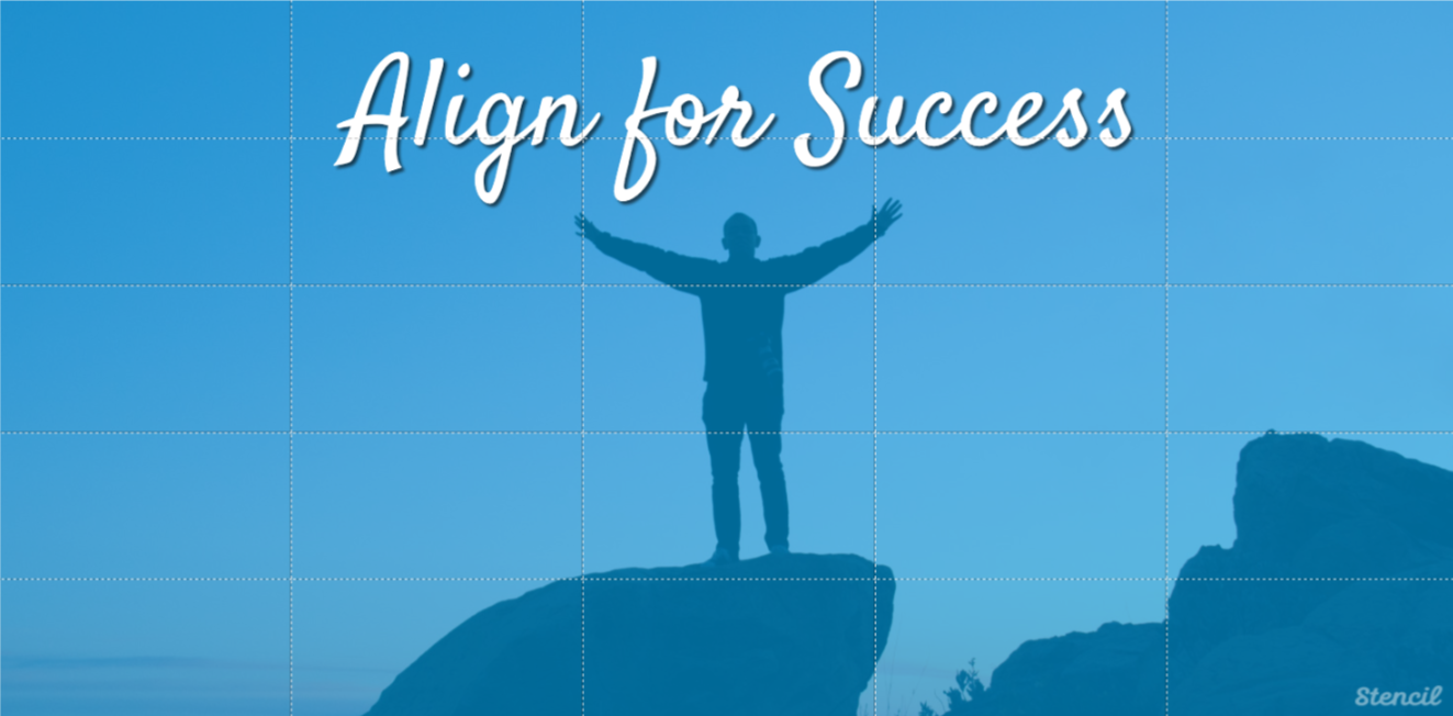 Align for Success with Stencil's Grid Feature