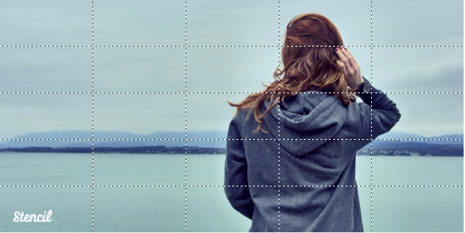How to Use Stencil's Grid Feature