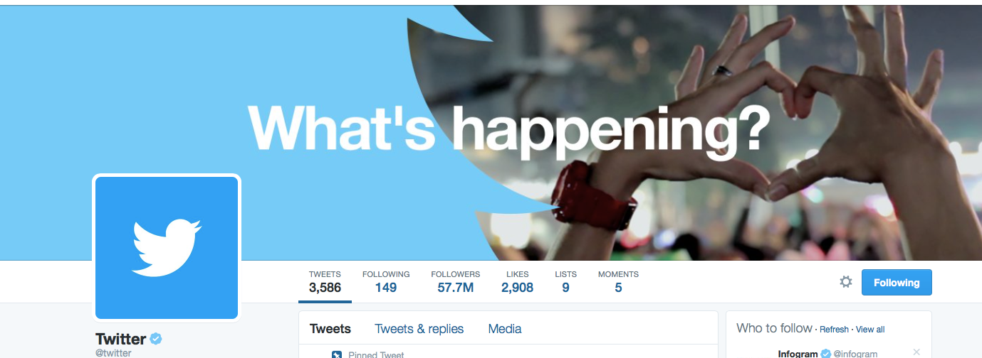 Twitter Profile Cover