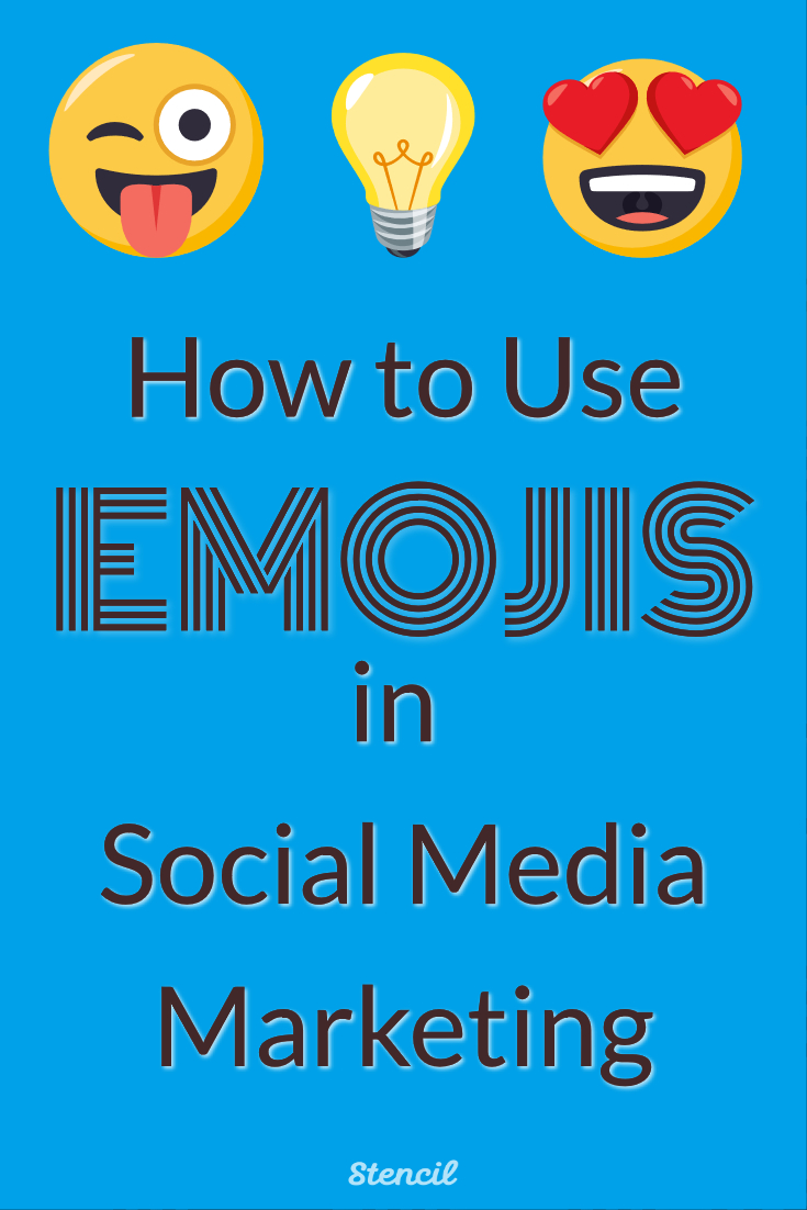 """How to Use Emojis in Social Media Marketing;"