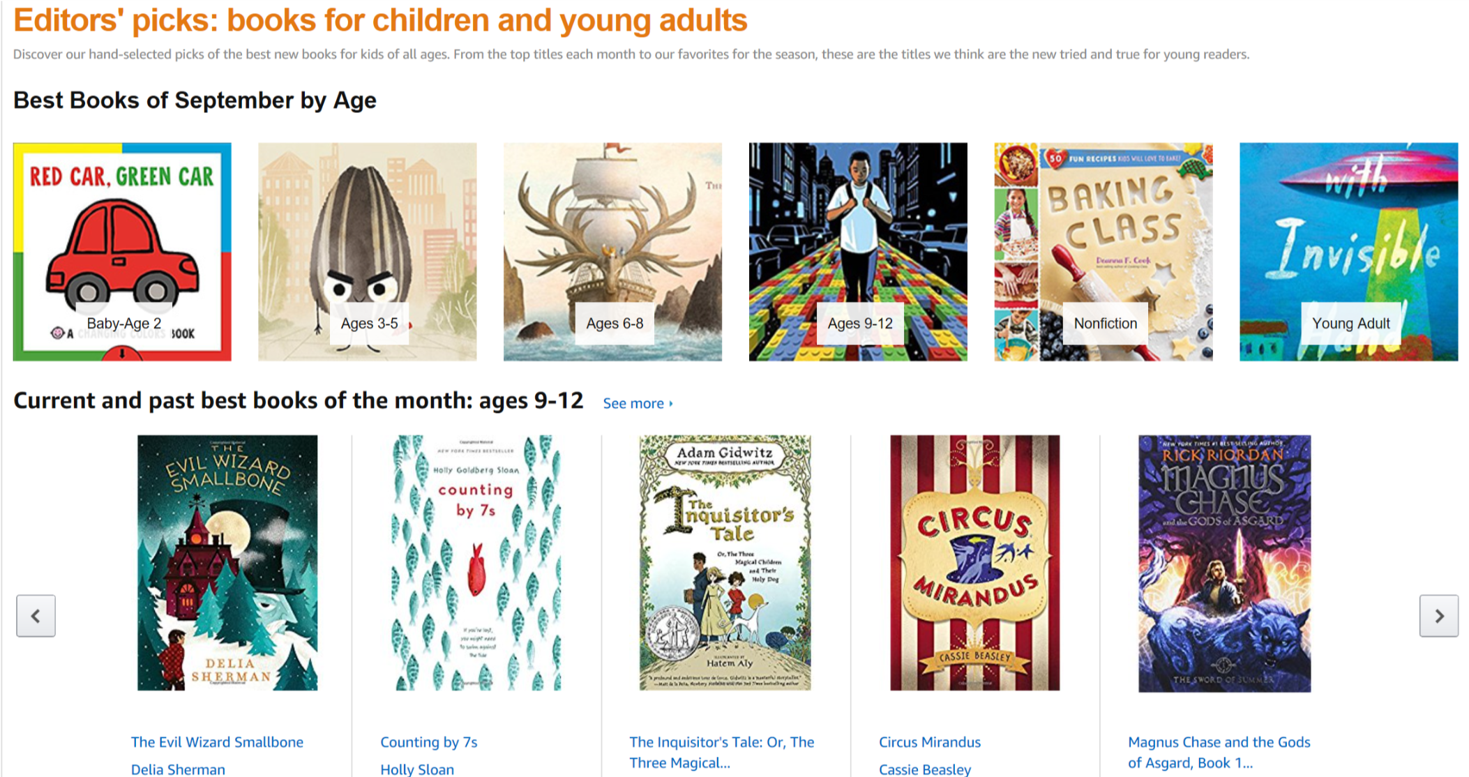 Best non fiction books for young adults — photo 15