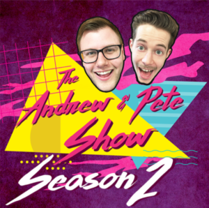 Andrew and Pete Show thumbnail