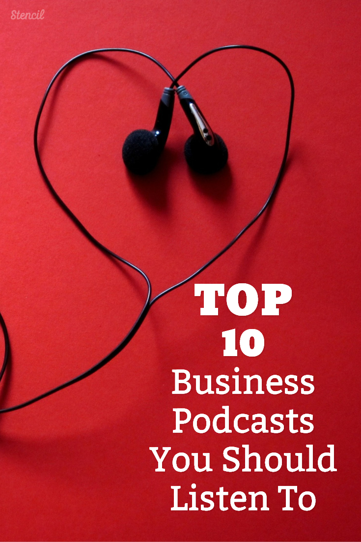 Top 10 Business Podcasts You Should Listen To #podcast #marketing #entrepreneur