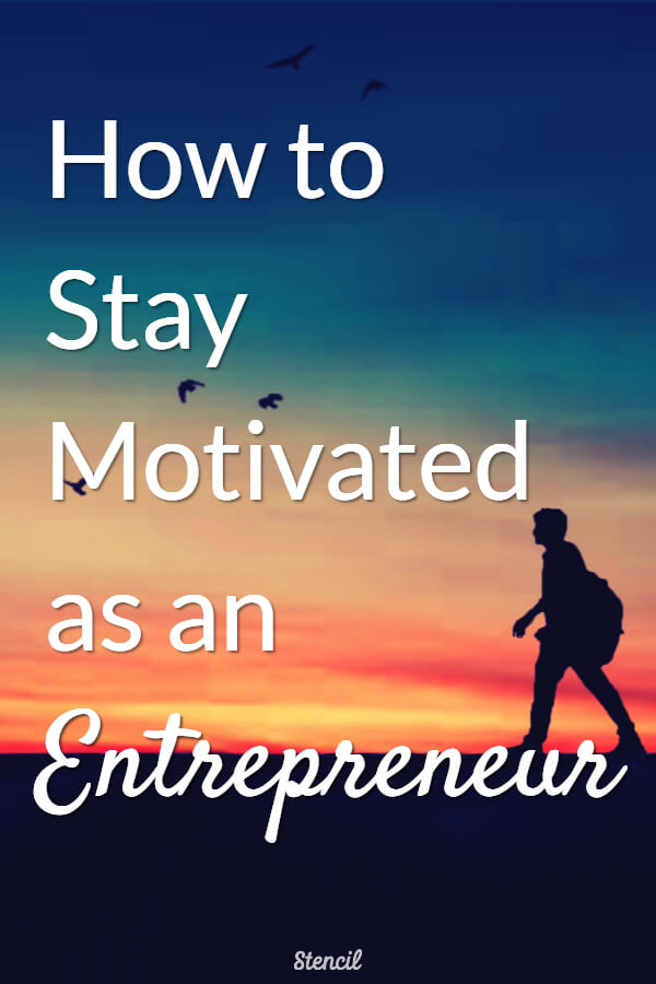 How to Stay Motivated as an Entrepreneur #entrepreneurship #entrepreneurlife