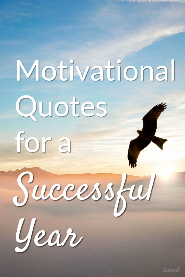 Motivational Quotes for a Successful Year #motivational #quotes
