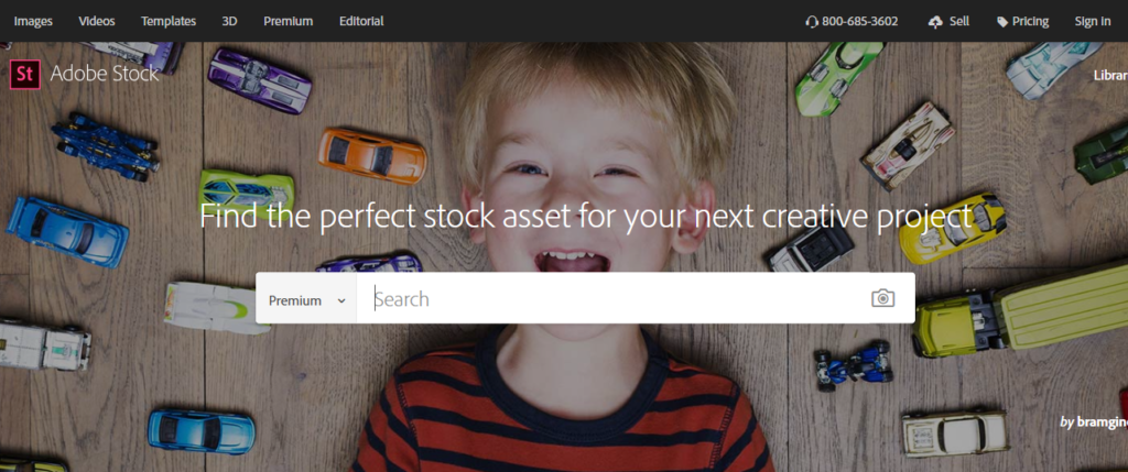 adobe stock for top quality stock photos