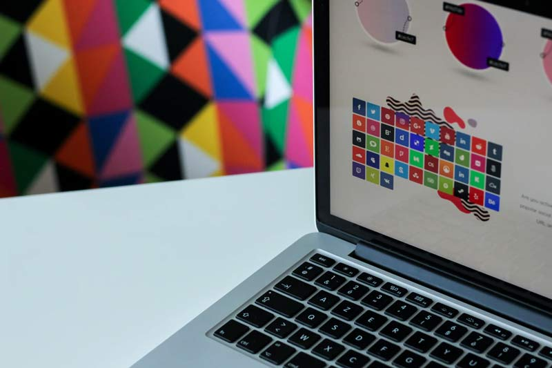 Design on macbook